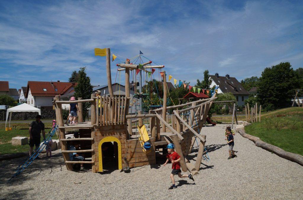 Spielplatz Gilserberg
