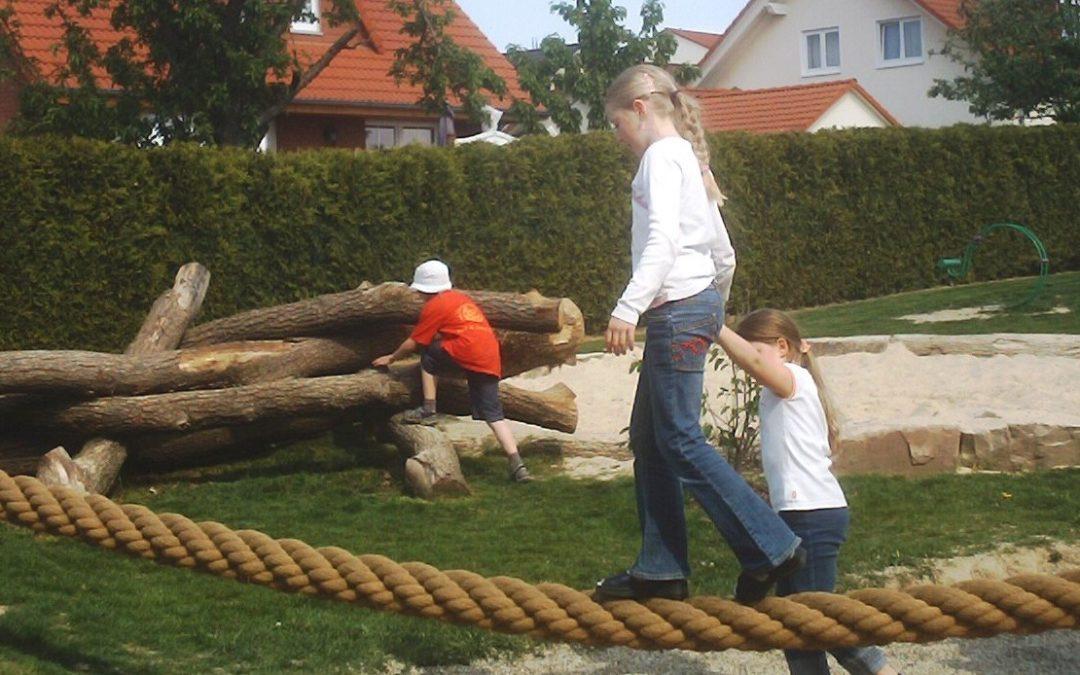 Spielplätze in Fuldabrück-Bergshausen und Fbr.-Dörnhagen