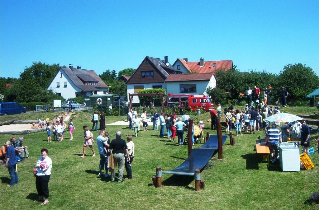 Spielplatz Wabern-Zennern