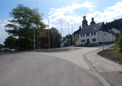 Dorfplatz Padberg